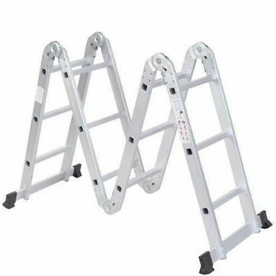 Aluminum Step Scaffold Extendable Duty Platform