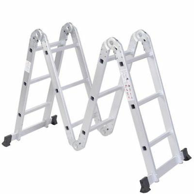 Aluminum Step Scaffold Duty