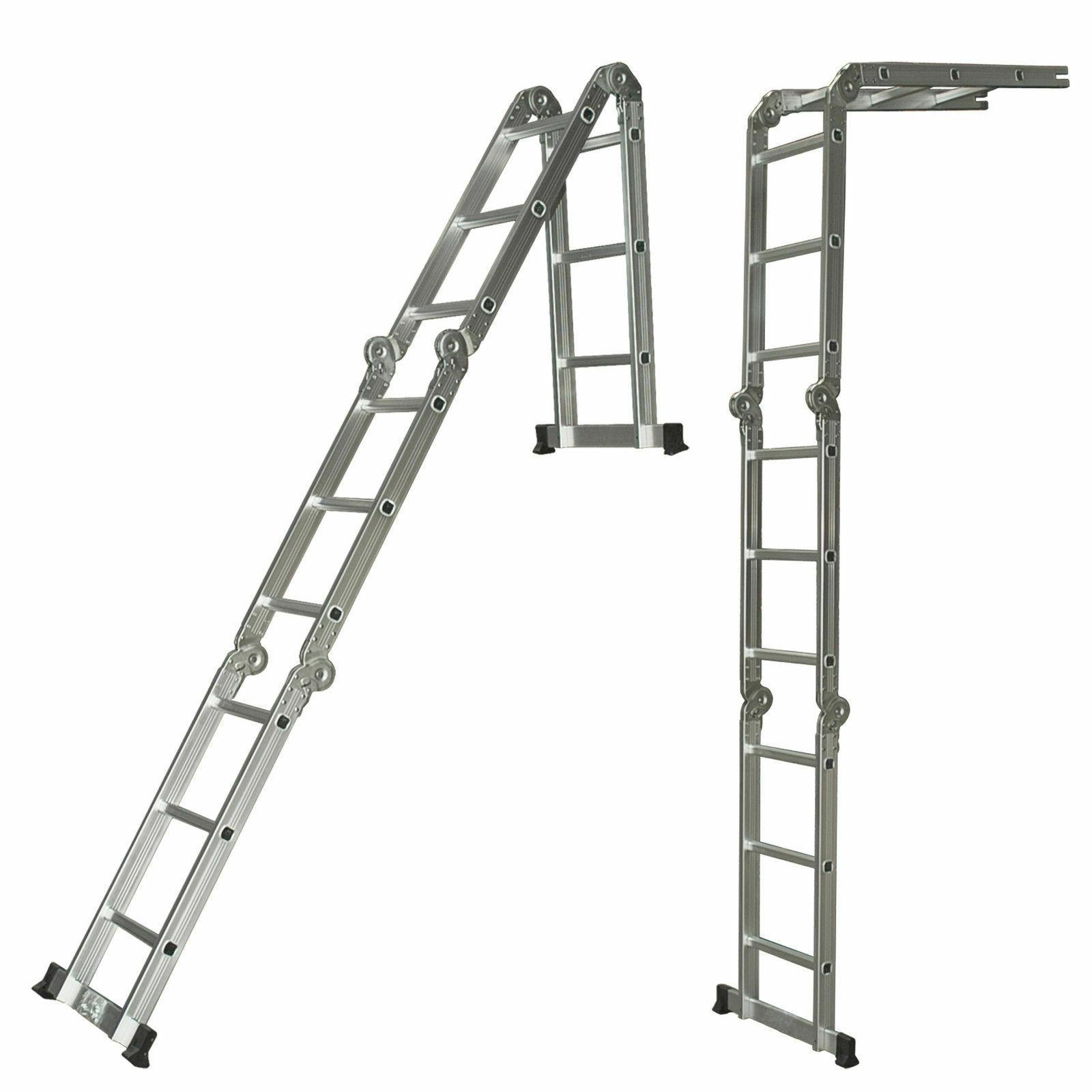 Aluminum Ladder Ladder Multi Purpose