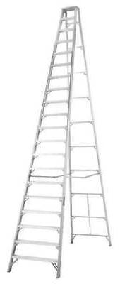 Louisville 20' Aluminum 300 lb. Stepladder, Type IA, AS1020