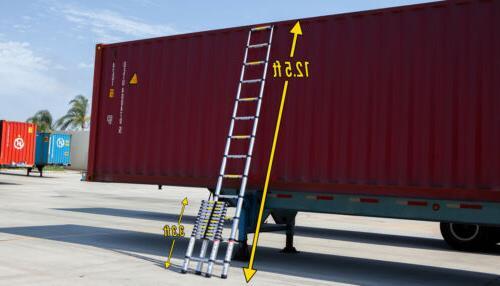 OxGord Ladder v2, foot