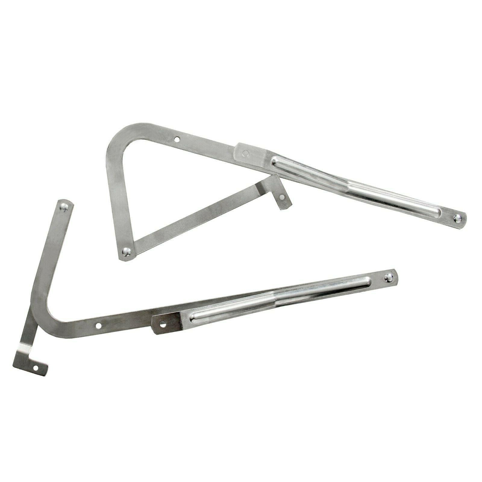 Pair Hinge Arms 2006 Older