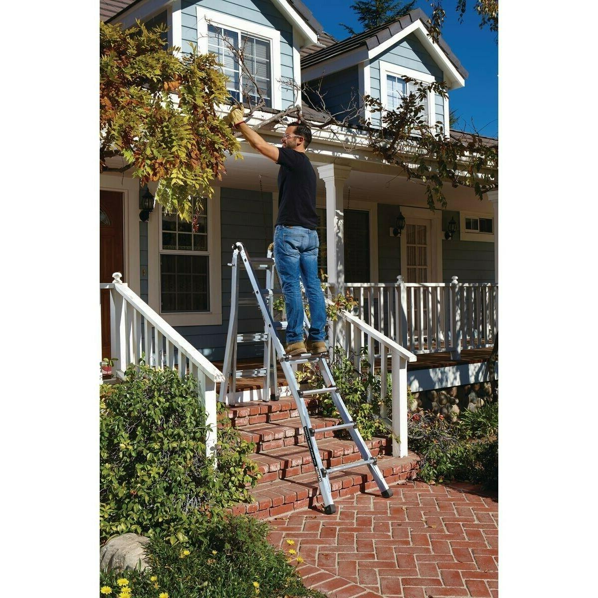 BRAND Ft. Type Ladder compares to Little Giant