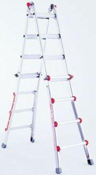 Little Giant Classic 10102LGW 300-Pound Duty-Rating Ladder S
