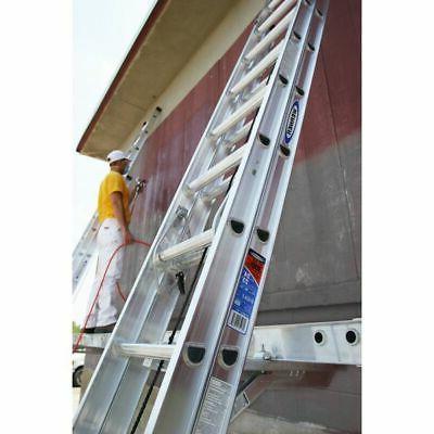 Werner D1532-2 Extension Ladder, Aluminum, Type