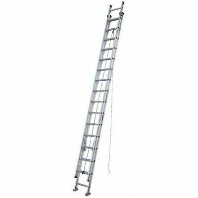 d1532 2 32ft extension ladder aluminum type