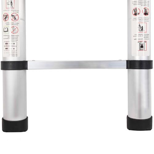 EN131 12.5FT Extension Aluminum Step Multi