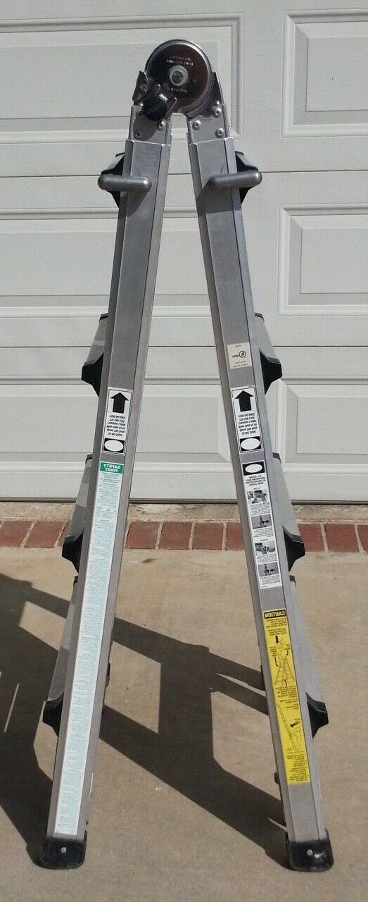 Extension Ladder 17' Model