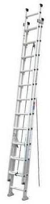 Extension Ladder,Aluminum,24 ft.,IA D1524-2