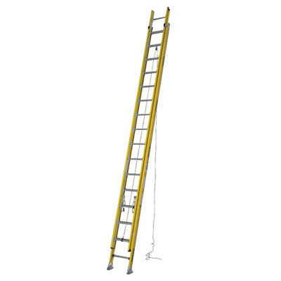 Werner 32 ft. Fiberglass Extension Ladder, D7132-2