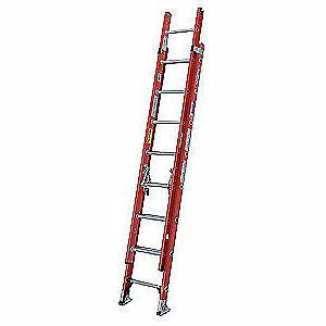 Werner Fiberglass Extension Ladder