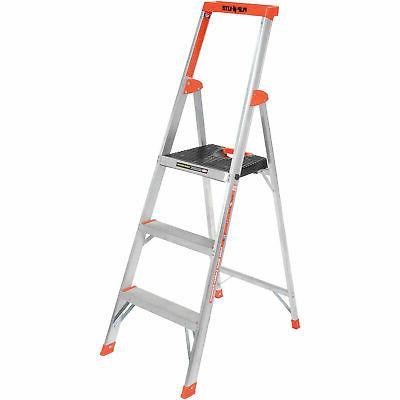 Other Tools Workshop Equipment Little Giant 5 Ft Flip N Lite Platform Step Ladder 15273 New Home Garden Armadengineering Co Uk