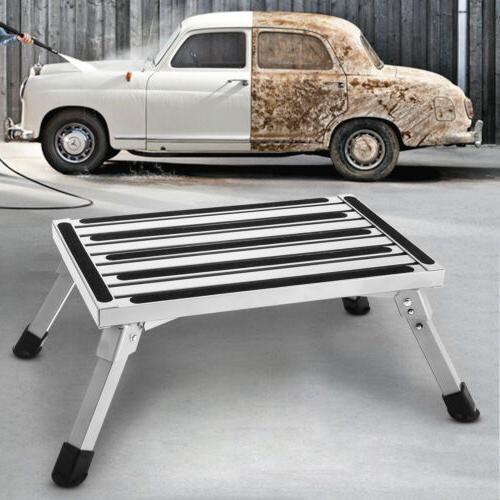 Aluminum Anti-Skid Portable Seat