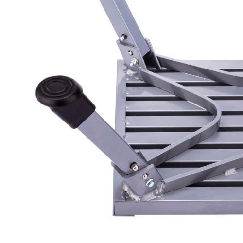 Folding Step Aluminum Anti-Skid Portable