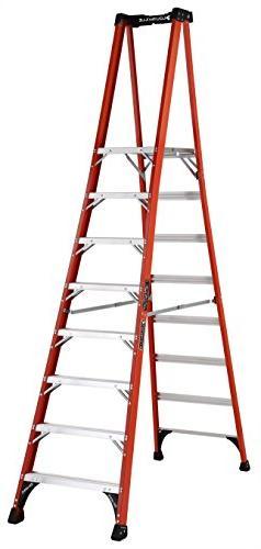 Louisville Ladder FXP1808HD Type IAA Fiberglass Pro Platform