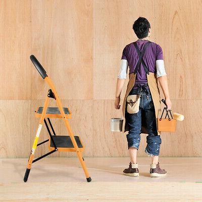 Heavy Duty Step Ladder Capacity
