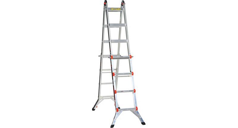 17' Multi-Function Ladder Wheels V34271