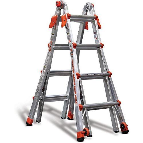 Little Systems Aluminum LT Ladder