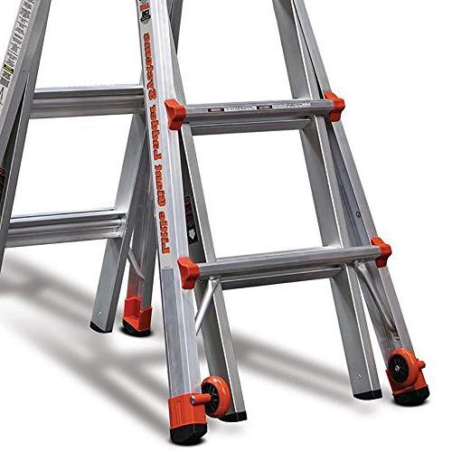 Little Giant Ladder Systems 17 Aluminum Ladder