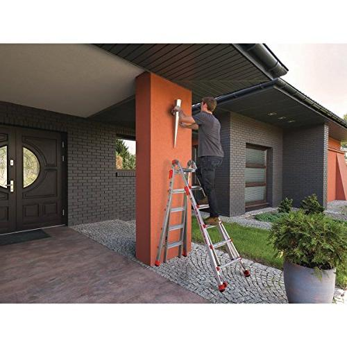 Little Giant Ladder 22-Foot Multi-Position Aluminum Ladder