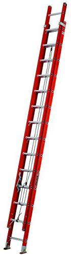 Louisville Ladder L-3025-28 Type IA Load Capacity Light Fibe
