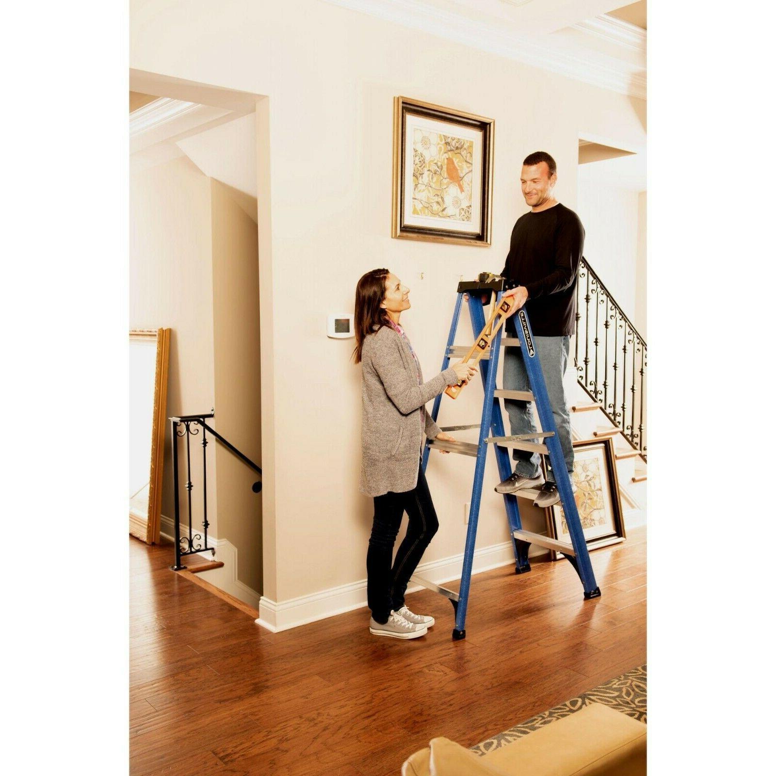 Ladder Step Ladder, 225-Pound II Brandnew