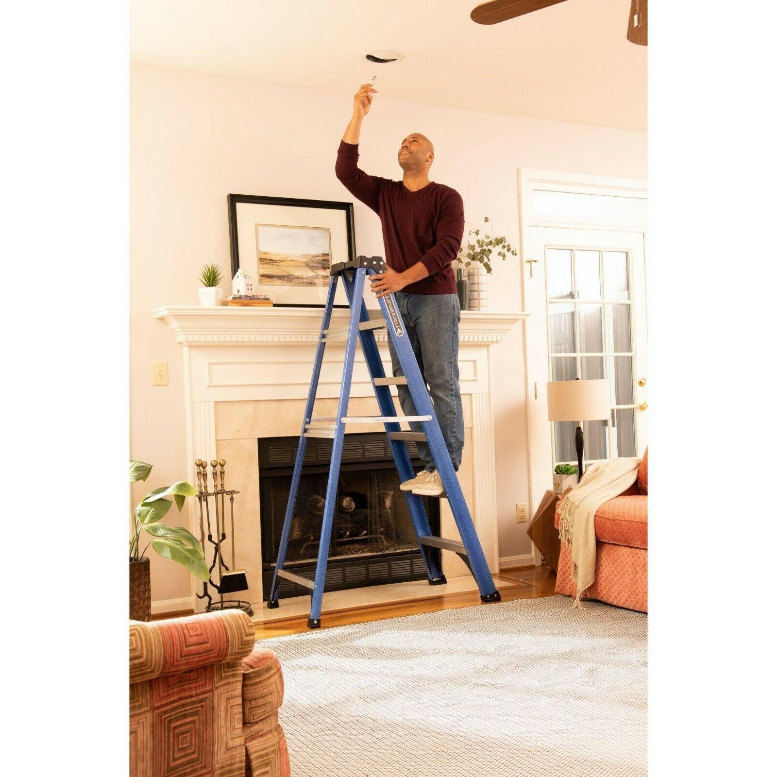 Ladder 6-Foot Ladder, Capacity, II