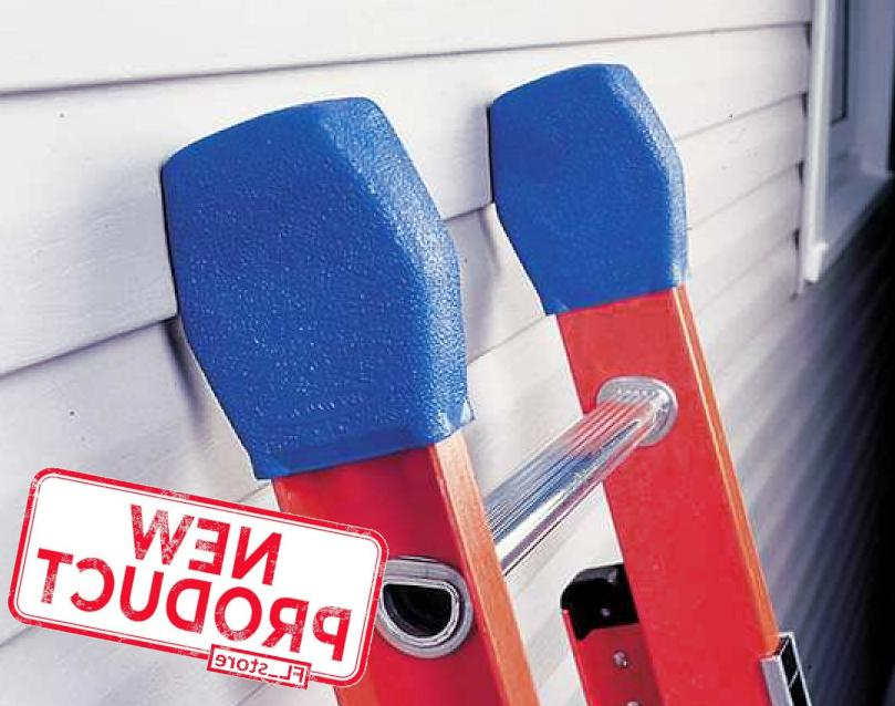ladder protector mitts for extension ladders 1