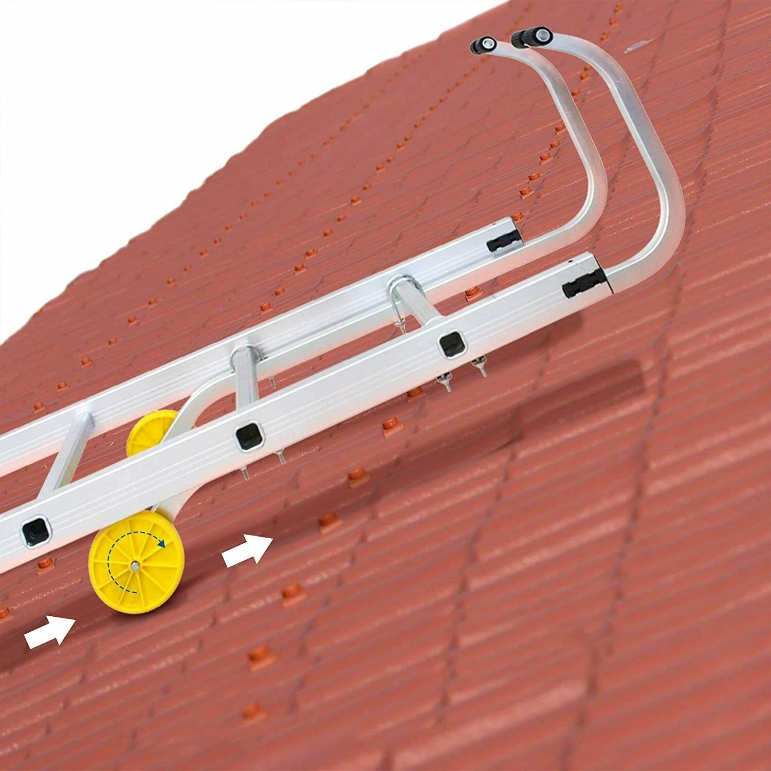 Sotech Hook with Wheels, Universal Ladder Kit