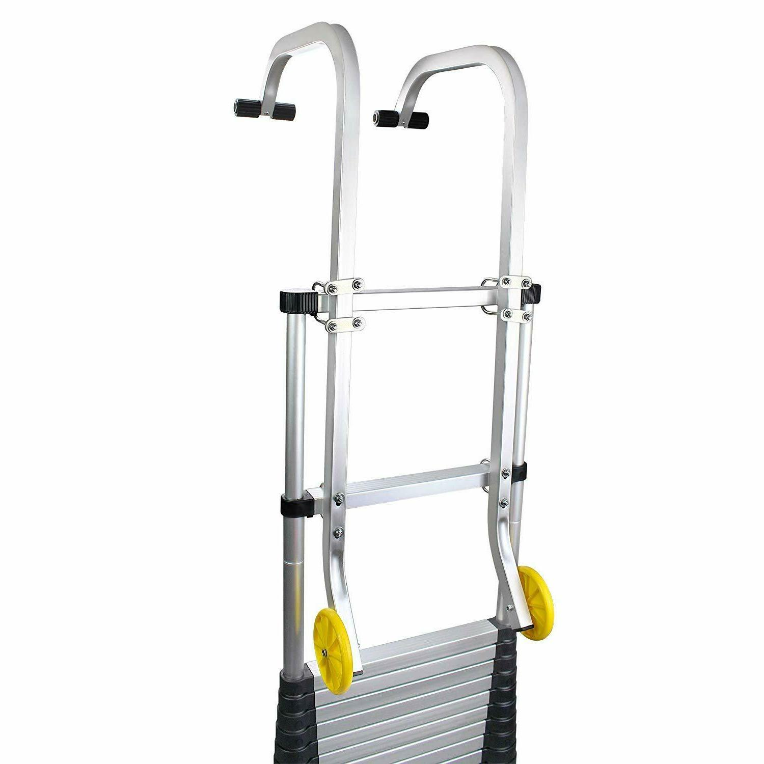ladder roof hook with wheels universal ladder