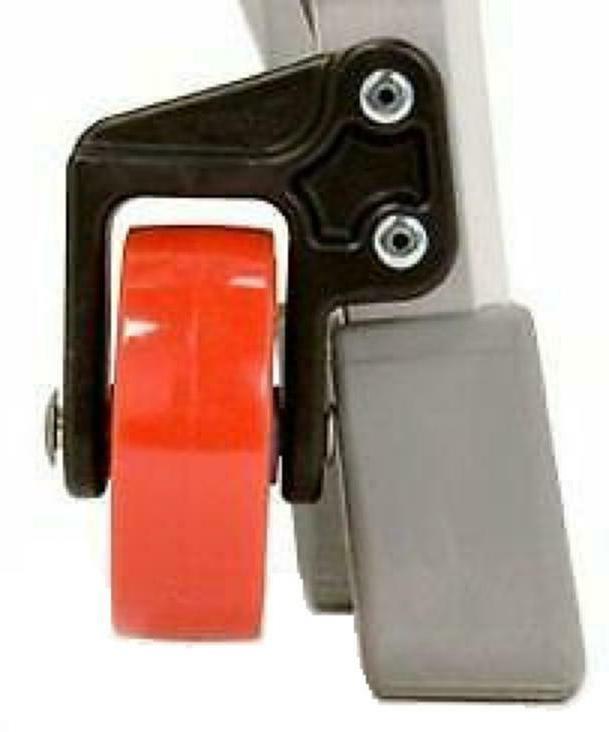 Ladder Wheel Kit for Little Giant Ladders - Retro fit