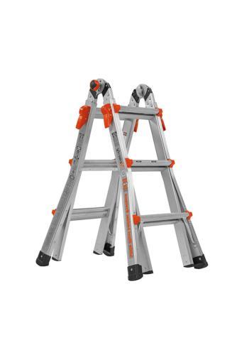 Little Giant 13-Foot Velocity Multi-Use Ladder, 300-Pound Du