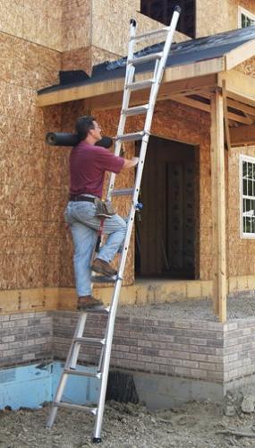 Werner 17' Lb Multi Ladder
