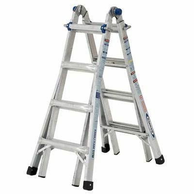 mt17 telescoping multi ladder