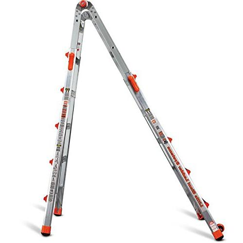 Little Giant 22-Foot Multi-Position Aluminum Ladder