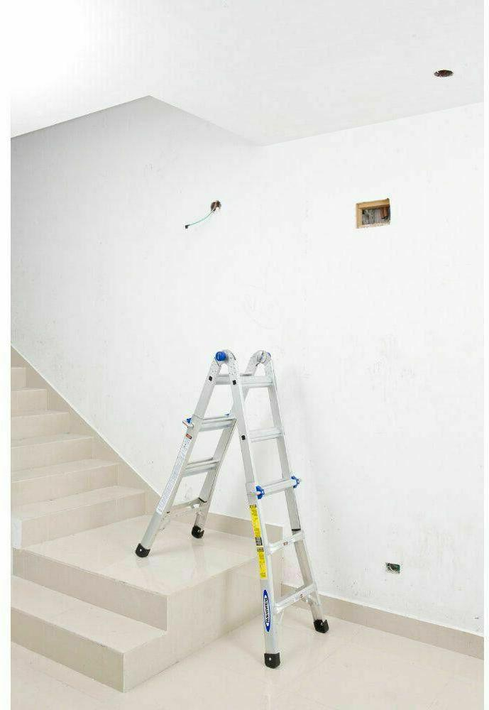 Multi Ladder Reach Adjustable Werner