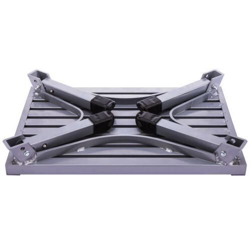 Multi-Purpose Bench Stool Folding Step Non-Slip