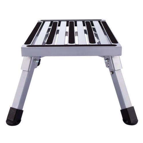 Multi-Purpose Aluminium Ladder Bench Step