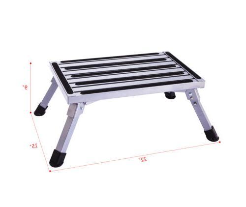 Multi-Purpose Aluminium Bench Portable Step