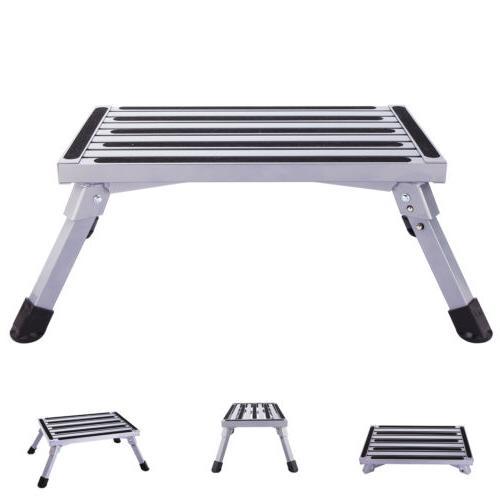 Multi-Purpose Aluminium Bench Stool Folding Portable Step