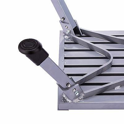 Folding Platform Stool RV Working Ladder Portable
