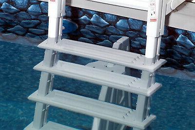 Blue Duty In-Pool Ladder
