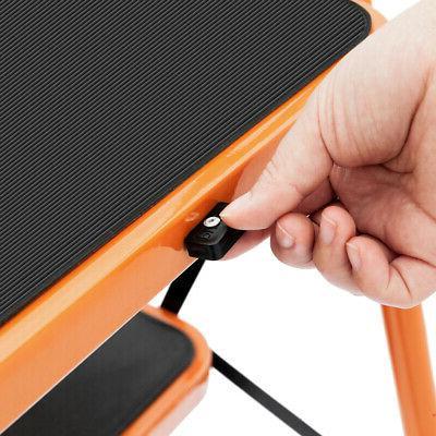 New Portable Folding Anti-Slip Load Yellow