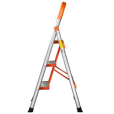 Gorilla Ladders 3-Step Steel Lightweight Ladder 330