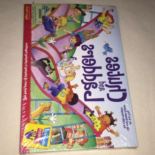 New Sealed Chutes Ladders Milton My Games