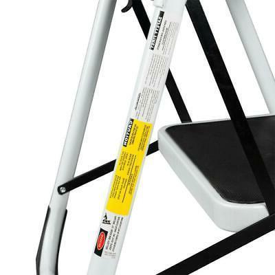 Non-slip Step Ladder Folding Heavy with Capacity
