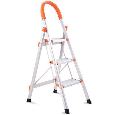 non slip 3 aluminum ladder