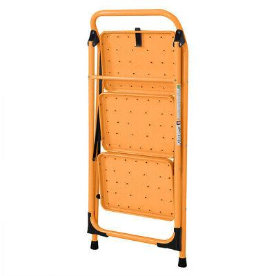 Non 3 Steps Ladder Stool Use 330lb