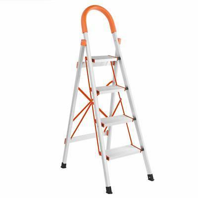 Non-slip 4 Step Ladder