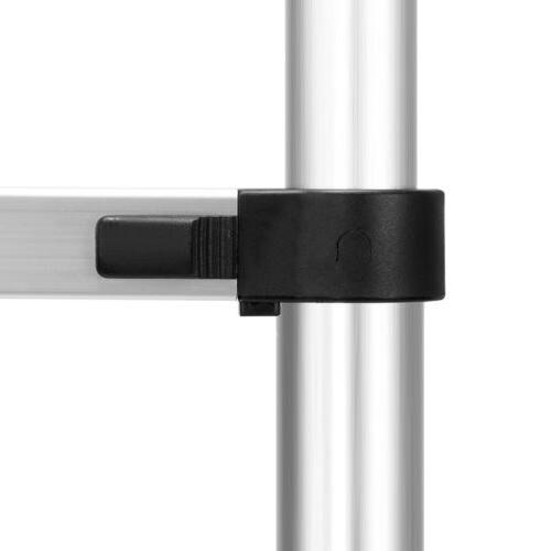 16.4 5M Telescopic/Telescoping Loft Extension Ladder